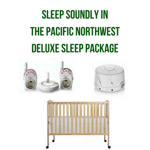 BabyQuip - Baby Equipment Rentals - Sleep Soundly in the PNW - Deluxe Sleep Package - Sleep Soundly in the PNW - Deluxe Sleep Package -
