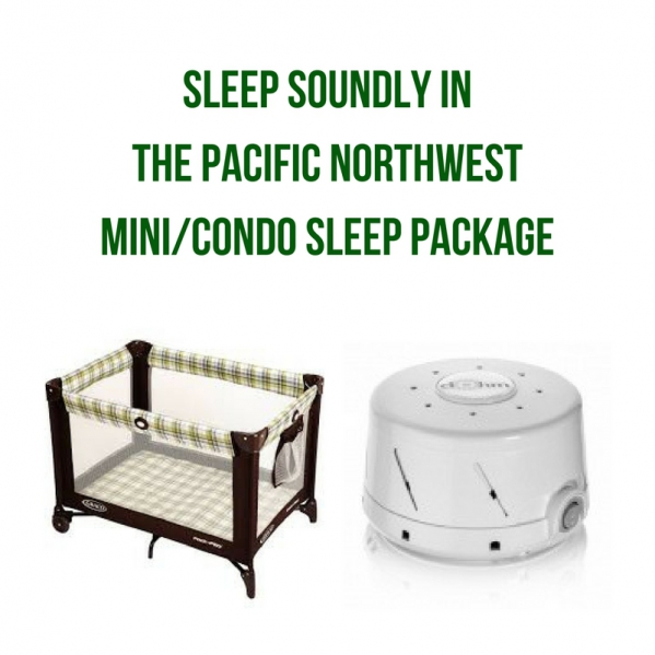 BabyQuip - Baby Equipment Rentals - Sleep Soundly in the PNW  - Condo Sleep Package - Sleep Soundly in the PNW  - Condo Sleep Package -