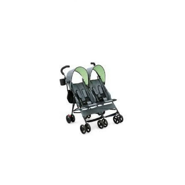 BabyQuip - Baby Equipment Rentals - Stroller - Side by Side Double  - Stroller - Side by Side Double  -