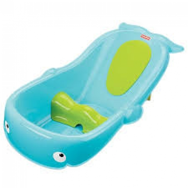 BabyQuip - Baby Equipment Rentals - Precious Planet Whale of a Tub - Precious Planet Whale of a Tub -