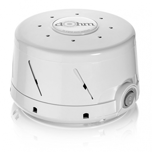 BabyQuip - Baby Equipment Rentals - Marpac Dohn Classic White Noise Sound Machine - Marpac Dohn Classic White Noise Sound Machine -