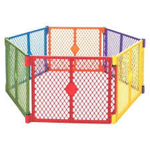 BabyQuip - Baby Equipment Rentals - Superyard® Colorplay® - Superyard® Colorplay® -