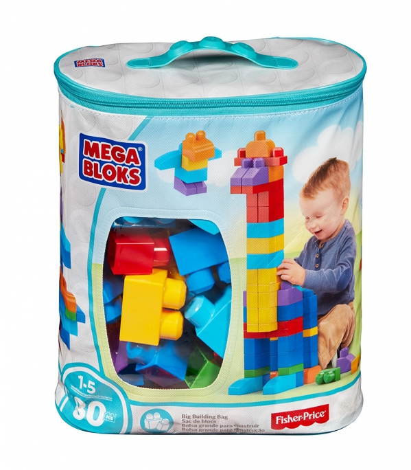 BabyQuip - Baby Equipment Rentals - Mega Bloks 80-Piece Set - Mega Bloks 80-Piece Set -