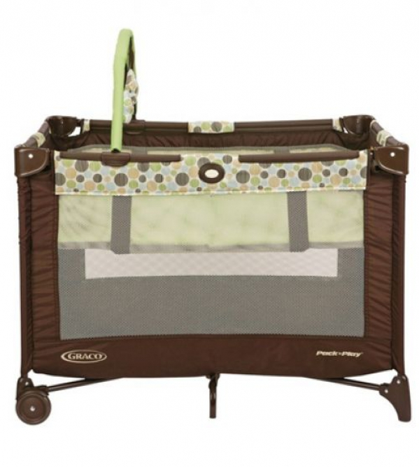 BabyQuip - Baby Equipment Rentals - Pack'n Play with Bassinet - Pack'n Play with Bassinet -