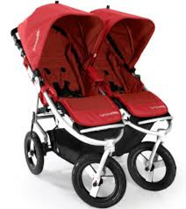 BabyQuip - Baby Equipment Rentals - Double Stroller (Disney Compliant) - Double Stroller (Disney Compliant) -