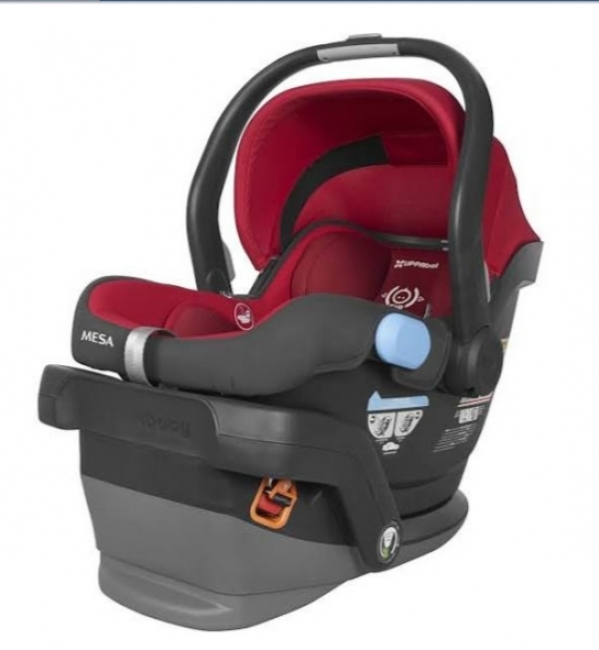 BabyQuip - Baby Equipment Rentals - Uppababy Mesa Infant Car Seat - Uppababy Mesa Infant Car Seat -