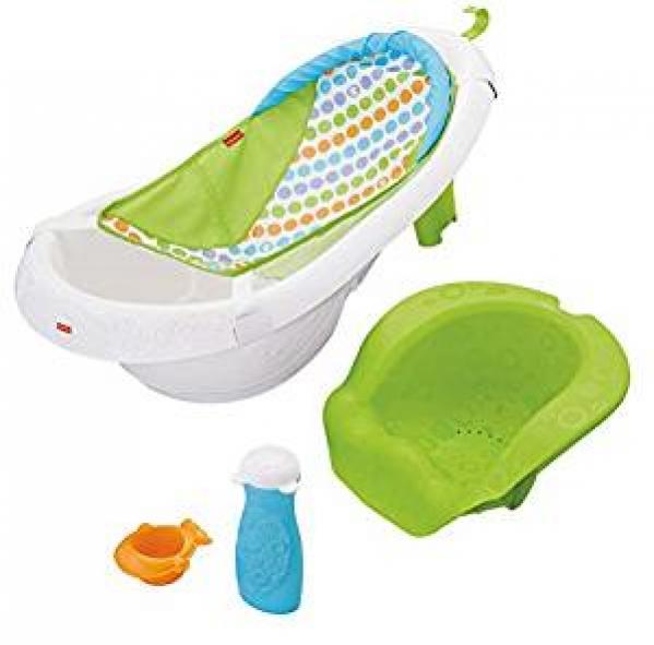 BabyQuip - Baby Equipment Rentals - Fisher-Price 4-in-1 Sling 'n Seat Tub - Fisher-Price 4-in-1 Sling 'n Seat Tub -