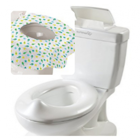 BabyQuip - Baby Equipment Rentals - Potty Chair w/liners - Potty Chair w/liners -