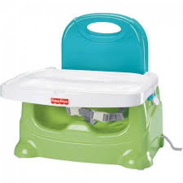BabyQuip - Baby Equipment Rentals - Booster seat with tray - Booster seat with tray -