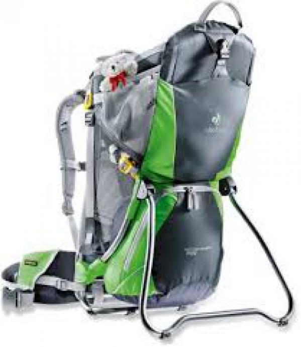 BabyQuip Baby Equipment Rentals - Hiking carrier - Adrian Wells - San Diego, California