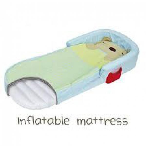 BabyQuip - Baby Equipment Rentals - Toddler airbed - Toddler airbed -
