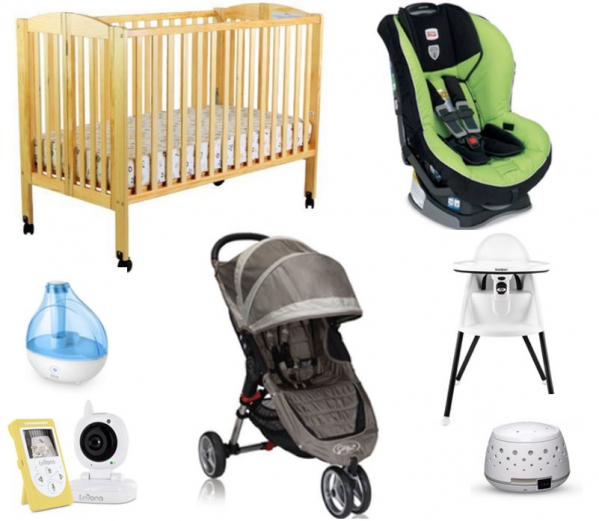 BabyQuip - Baby Equipment Rentals - Diamond package - Diamond package -
