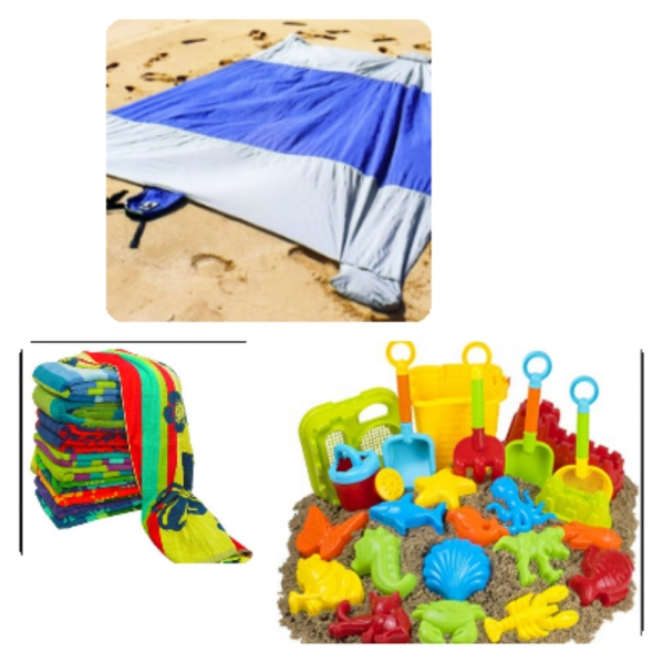 BabyQuip - Baby Equipment Rentals - basic beach/pool package - basic beach/pool package -