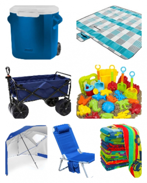 BabyQuip - Baby Equipment Rentals - easy going beach/pool package - easy going beach/pool package -