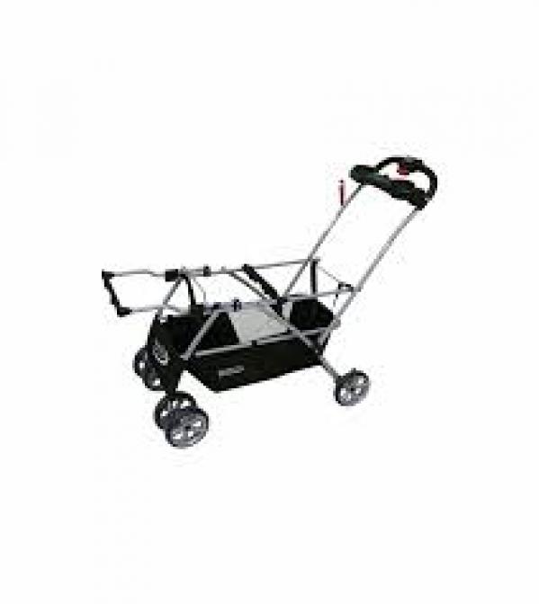 BabyQuip - Baby Equipment Rentals - Double snap n go frame - Double snap n go frame -