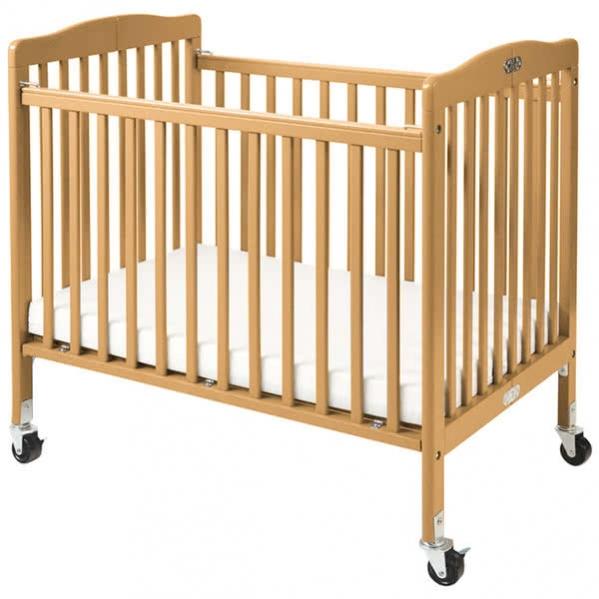BabyQuip Baby Equipment Rentals - mini crib  - Adrian Wells - San Diego, California