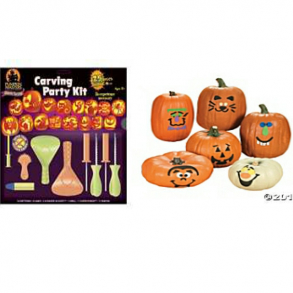 BabyQuip - Baby Equipment Rentals - Pumpkin and carving/decorating kit - Pumpkin and carving/decorating kit -