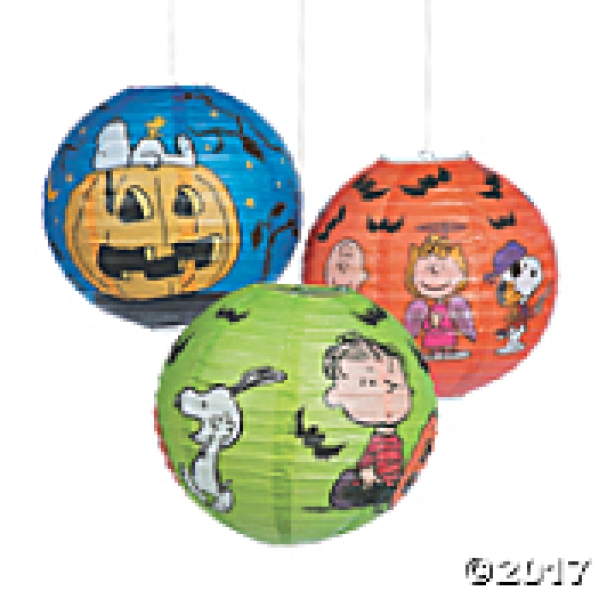 BabyQuip - Baby Equipment Rentals - Peanuts Halloween Lanterns - Peanuts Halloween Lanterns -