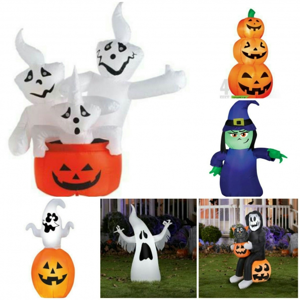 BabyQuip - Baby Equipment Rentals - inflatable halloween dislplay - inflatable halloween dislplay -
