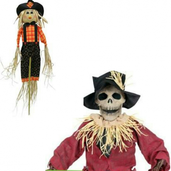 BabyQuip - Baby Equipment Rentals - fall/halloween scarecrow  - fall/halloween scarecrow  -
