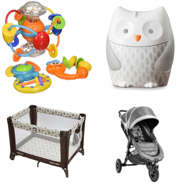 BabyQuip - Baby Equipment Rentals - Rockin Riverwalk Package (Save $5/day) - Rockin Riverwalk Package (Save $5/day) -