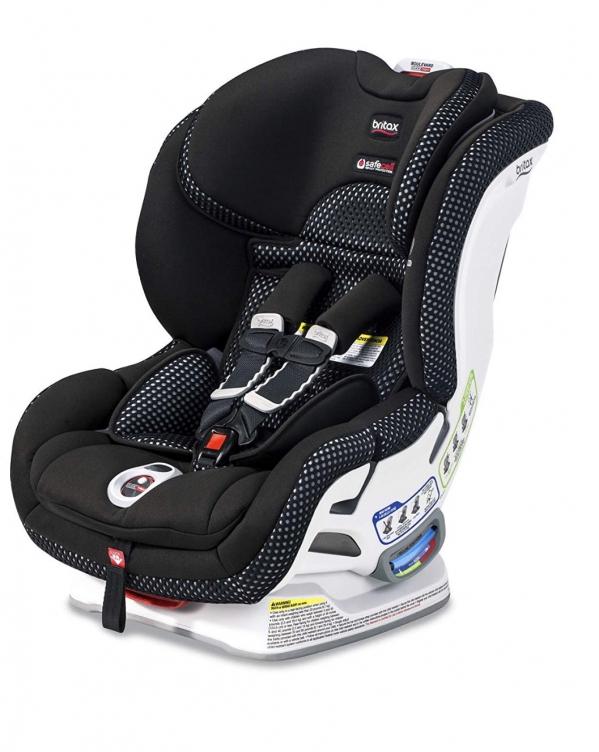 BabyQuip Baby Equipment Rentals - Car Seat: Britax Boulevard Convertible - Lisa Peek - San Antonio, Texas