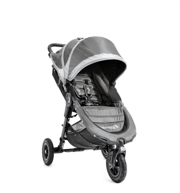 BabyQuip - Baby Equipment Rentals - Stroller: City Mini GT (Full Size All Terrain) - Stroller: City Mini GT (Full Size All Terrain) -