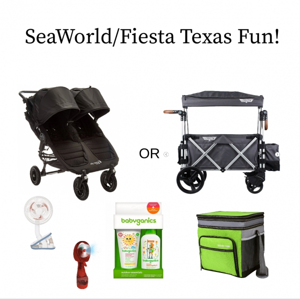 BabyQuip - Baby Equipment Rentals - SeaWorld/Six Flags Fiesta Texas Package - Save 30% - SeaWorld/Six Flags Fiesta Texas Package - Save 30% -
