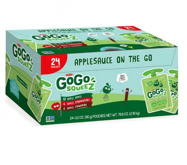 BabyQuip - Baby Equipment Rentals - Go-Go Squeeze Variety 24 Pack - Go-Go Squeeze Variety 24 Pack -