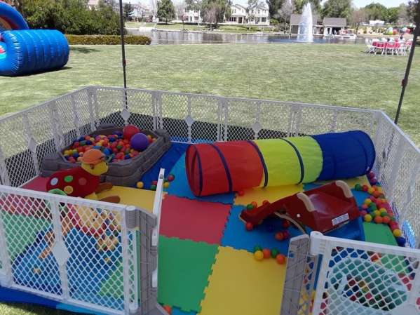 BabyQuip - Baby Equipment Rentals - Kid Zone - Customizable Play Zone for Parties - Kid Zone - Customizable Play Zone for Parties -