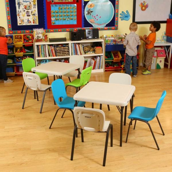 BabyQuip - Baby Equipment Rentals - Kids Folding Table and Chairs - Kids Folding Table and Chairs -