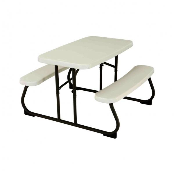 BabyQuip - Baby Equipment Rentals - Kids Folding Picnic Table - Kids Folding Picnic Table -