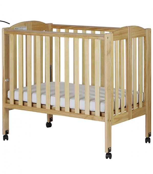 BabyQuip - Baby Equipment Rentals - Folding Mini Crib/Condo Crib - Folding Mini Crib/Condo Crib -