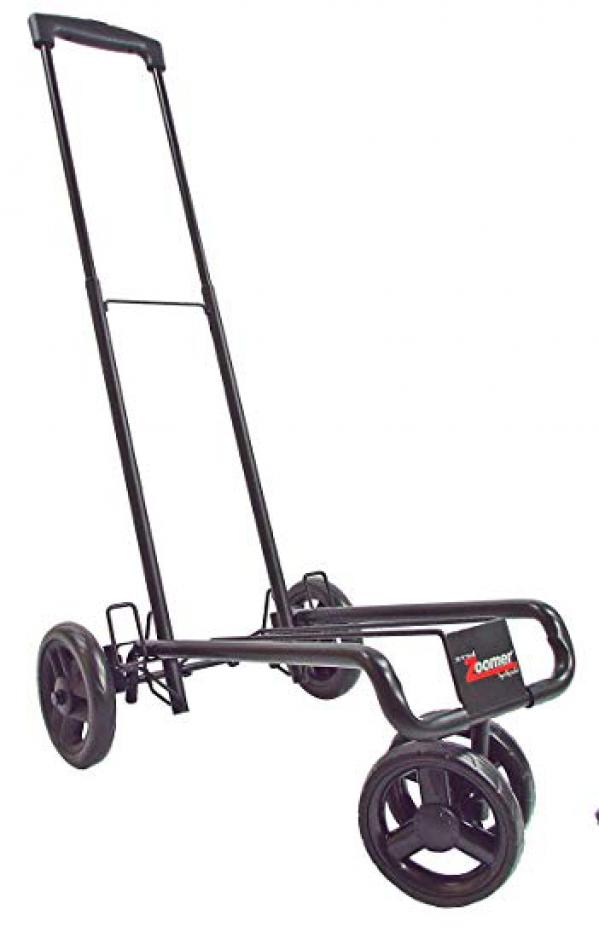 BabyQuip - Baby Equipment Rentals - Car Seat Travel Cart: Lilly Gold Zoomer  - Car Seat Travel Cart: Lilly Gold Zoomer  -
