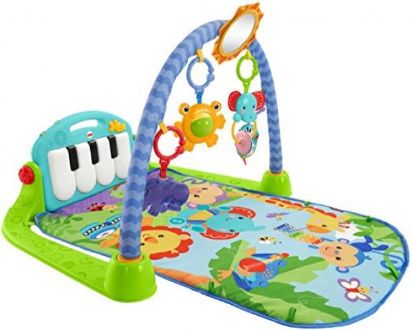 BabyQuip - Baby Equipment Rentals - Play Mat - Kick and Play Gym - Play Mat - Kick and Play Gym -