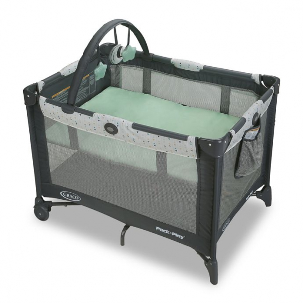 BabyQuip - Baby Equipment Rentals - Pack N Play with Bassinet - Pack N Play with Bassinet -