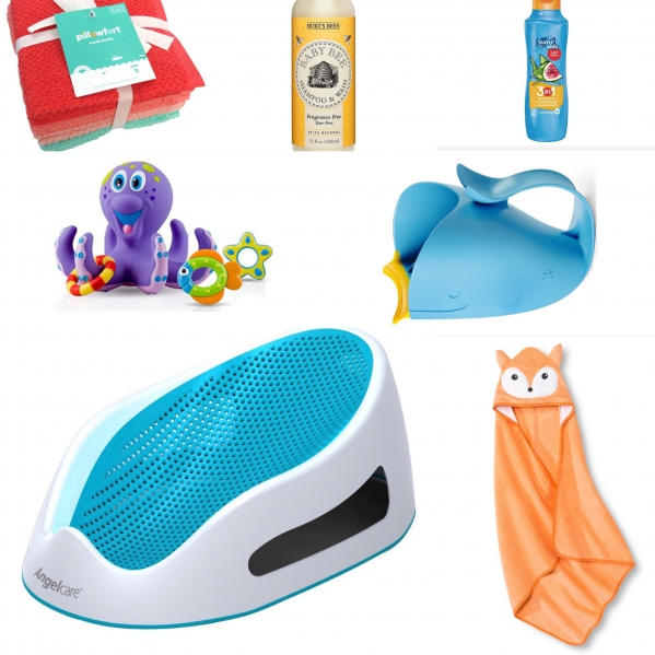 BabyQuip - Baby Equipment Rentals - Bath Package - Bath Package -