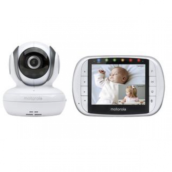BabyQuip - Baby Equipment Rentals - Monitor: Video Monitor - Monitor: Video Monitor -