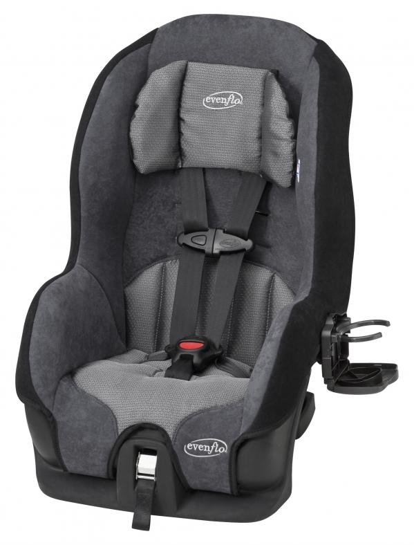 Car Seat: Convertible
