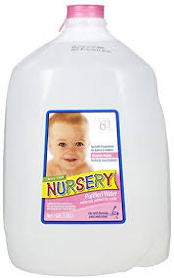 BabyQuip - Baby Equipment Rentals - Nursery water - Nursery water -