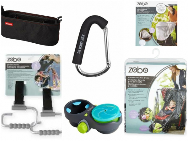 BabyQuip - Baby Equipment Rentals - Stroller accessories - Stroller accessories -