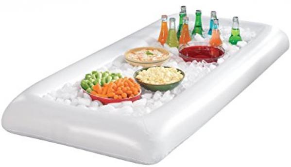 BabyQuip - Baby Equipment Rentals - Inflatable party tray/bar - Inflatable party tray/bar -