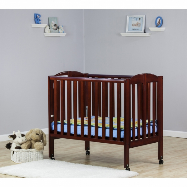 BabyQuip Baby Equipment Rentals - Full-size Crib with Linens - Rebecca McParland - Saint Paul, Minnesota