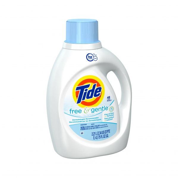 BabyQuip - Baby Equipment Rentals - Tide free & Gentle Laundry Detergent - Tide free & Gentle Laundry Detergent -