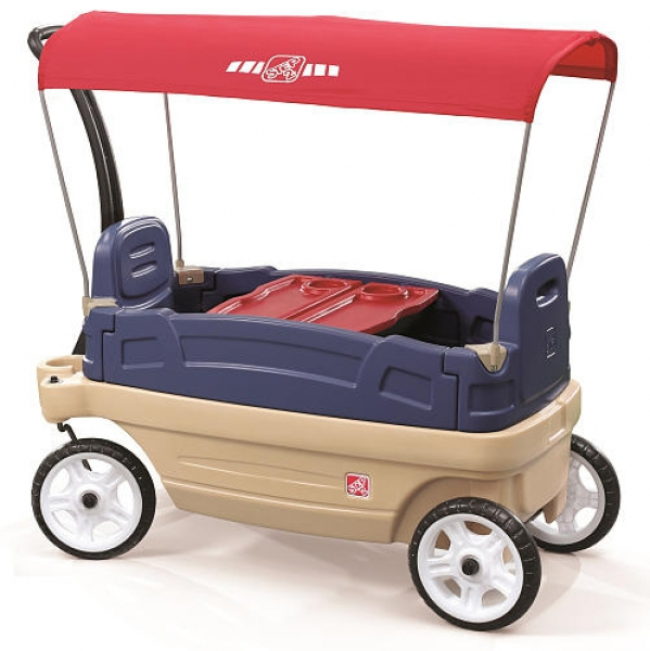 BabyQuip Baby Equipment Rentals - Wagon with Canopy - Rebecca McParland - Saint Paul, Minnesota