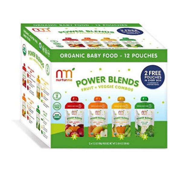 BabyQuip - Baby Equipment Rentals - Fruit and Veggie Pouches - Fruit and Veggie Pouches -