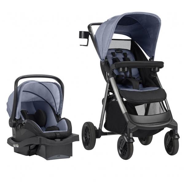 BabyQuip - Baby Equipment Rentals - Travel system - Travel system -