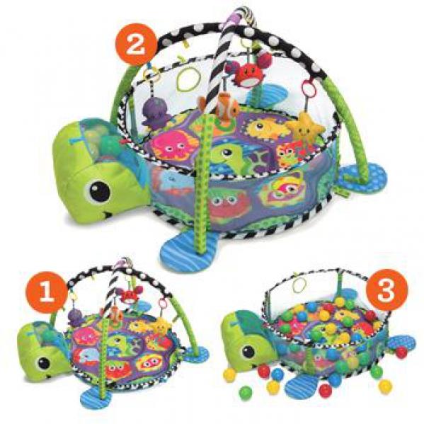 BabyQuip - Baby Equipment Rentals - ball pit play mat - ball pit play mat -