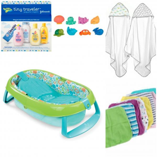 BabyQuip - Baby Equipment Rentals - Bath package - Bath package -
