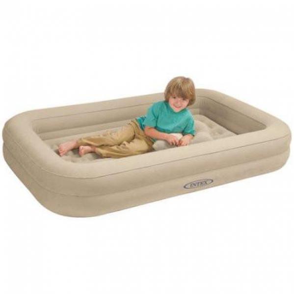 BabyQuip - Baby Equipment Rentals - Child air cot with linens - Child air cot with linens -